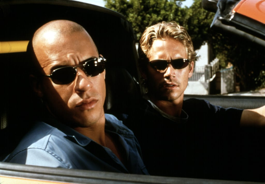 Can you believe it's already been 18 years since The Fast and the Furious was first released?! Since then, the franchise has made its mark with a total of eight films — and two more on the way (Hobbs and Shaw and Fast & Furious 9) — and over $5 billion at the box office! From Los Angeles and Miami to Tokyo and Rio de Janeiro, Brazil, the star-studded cast — including Vin Diesel, Dwayne Johnson, Tyrese Gibson, Michelle Rodriguez, Jordana Brewster, Ludacris, and the late Paul Walker — have practically raced all over the world, so there's no telling where Fast & Furious 9 will take place. The moon, maybe? In honour of the franchise's 18th anniversary and the upcoming Aug. 2 release of Hobbs and Shaw, we're taking a walk down memory lane and looking back at the best pictures from the films.       Related:                                                                                                           We're Getting Nostalgic Looking at These Old Red Carpet Photos of the Fast and Furious Cast