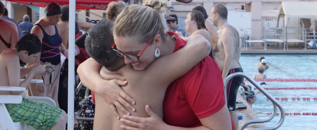 How the Rays Swim Team Helps Build a Community For Special Needs Swimmers