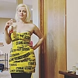 Liv Moore's Caution Tape Dress From iZombie