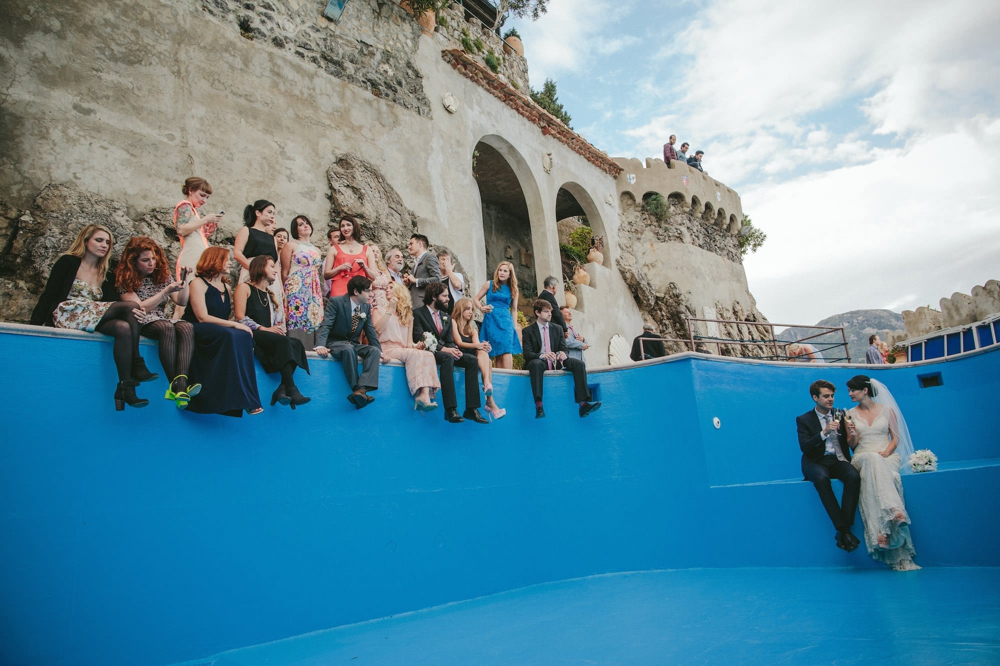 This Amalfi Coast Wedding Will Leave You Breathless