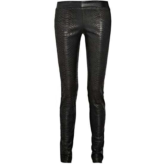 The Row Stretch Leather Leggings, $4,995