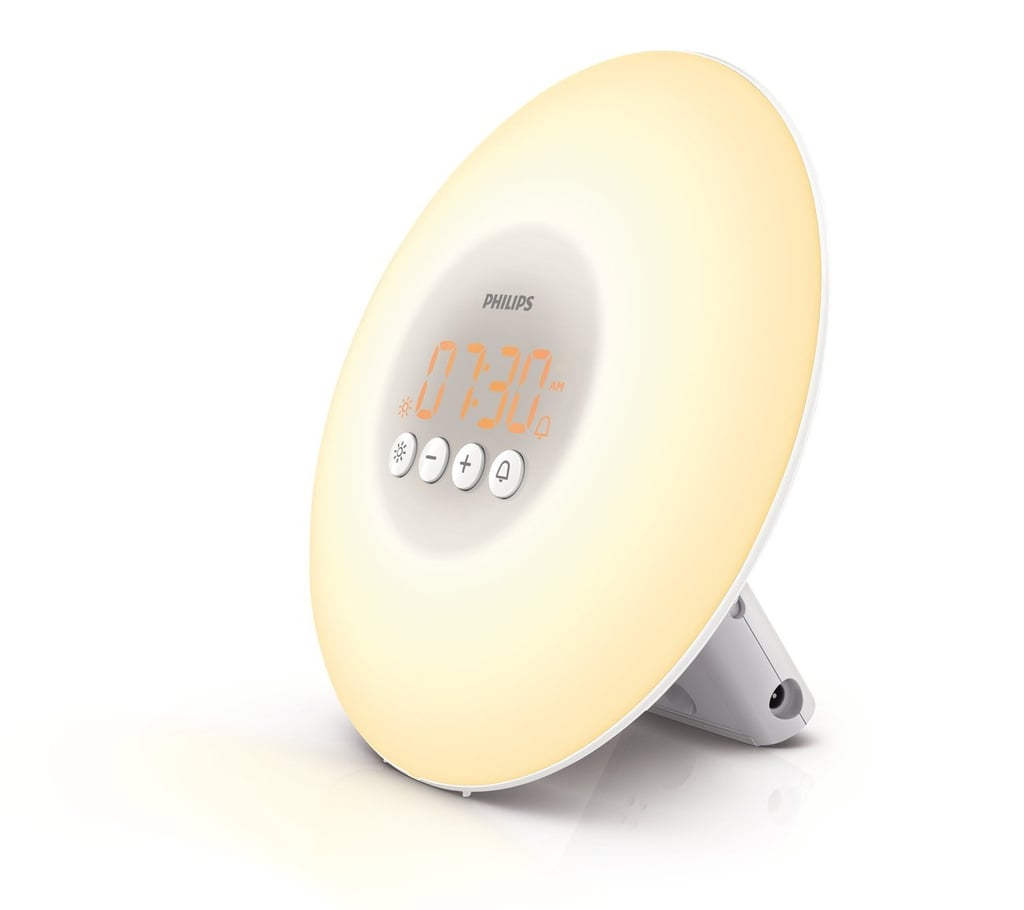 Philips Wake-Up Light Alarm Clock with Sunrise Simulation