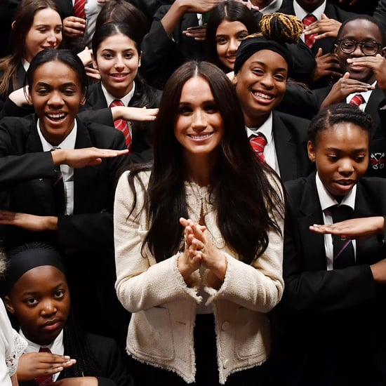 Meghan Markle Pens a Letter For International Women's Day