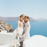 This Pretty Greek Elopement Is the Escape We Need Right Now