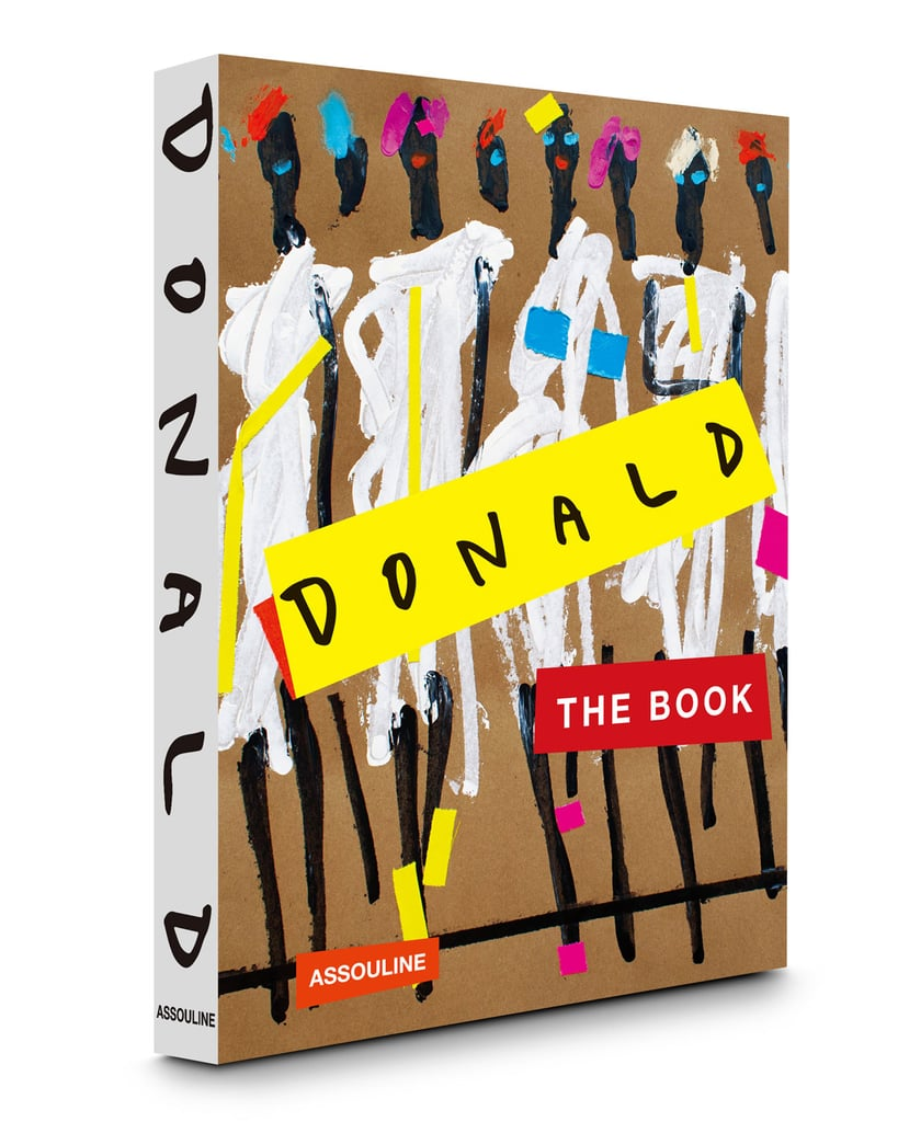 Donald: The Book by Donald Robertson