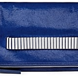 McQ by Alexander McQueen Pony Hair Leather Clutch ($750)