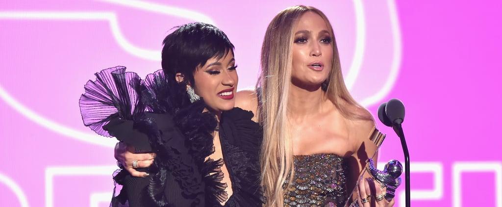 Are Jennifer Lopez and Cardi B Friends?