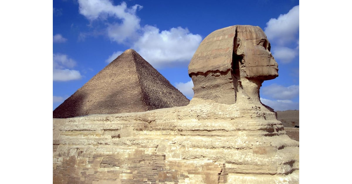 Pyramids of Giza and The Great Sphinx | 15 Landmarks and