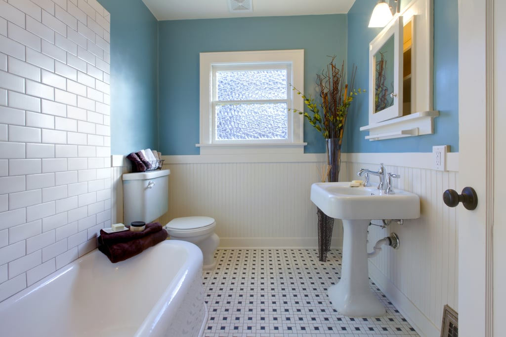 Tackling Bathroom Tile and Grout