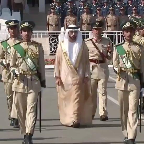 أكاديميّة شرطة دبي تُخرّج دفعة جديدm من طلبتها 2018