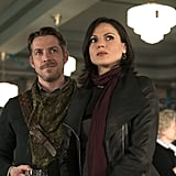 Your Favorite Once Upon a Time Couple: Regina and Robin Hood