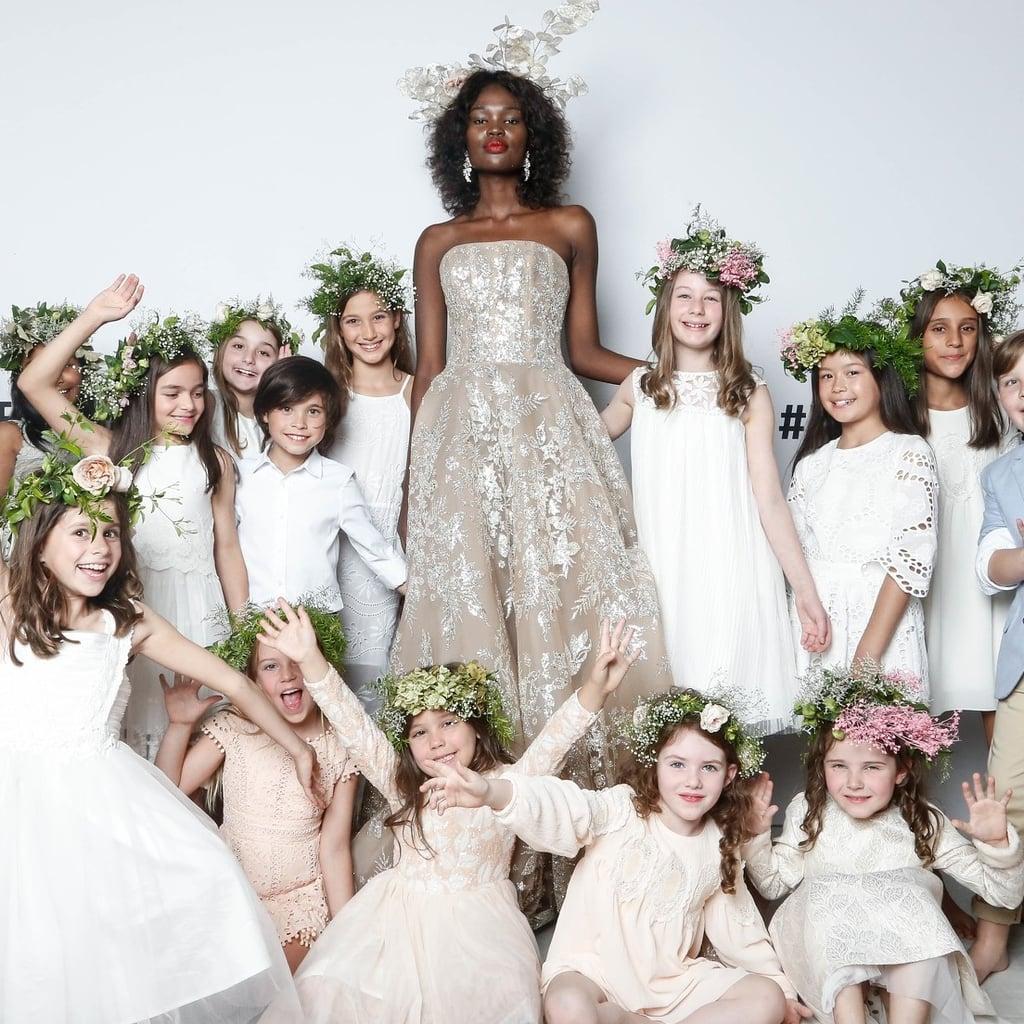 Best Australian Wedding Gowns at VAMFF 2018 | POPSUGAR Fashion Australia
