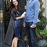 First Look at Nico Evers-Swindell and Camilla Luddington as Prince William and Kate Middleton!
