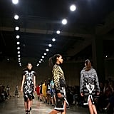 See Peter Pilotto's AW 2013 London Fashion Week Runway Show