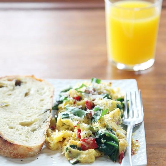 Scrambled Eggs Recipes