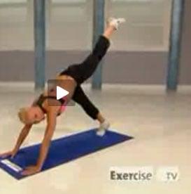 ExerciseTV: Belly Bulge Blast