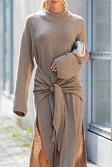 Cute Cheap Sweater Dresses From POPSUGAR at Kohl's
