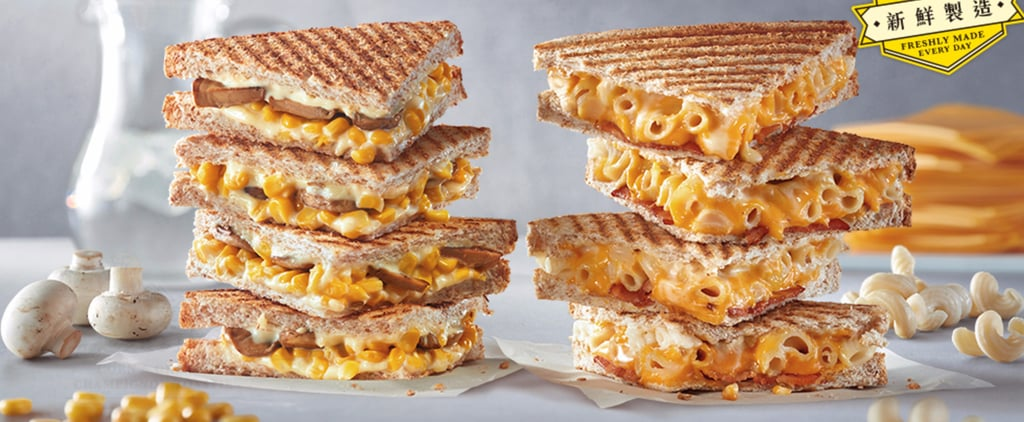 McDonald's Unveils Mac and Cheese Sandwiches, and We're in McHeaven