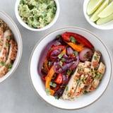 Chicken Fajita Bowl With Quinoa Recipe