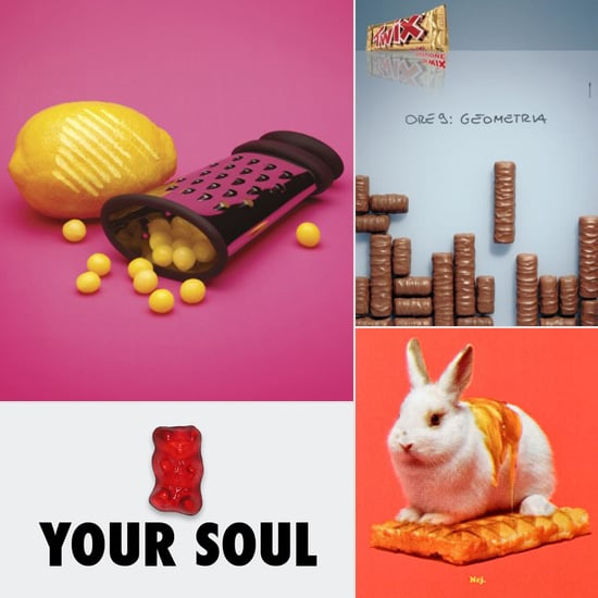 Funny Candy Ads