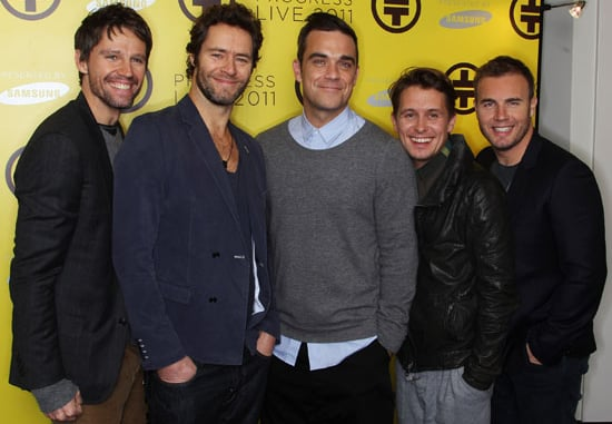 Over One Million Take That Tickets Sold In 24 Hours With Robbie Williams