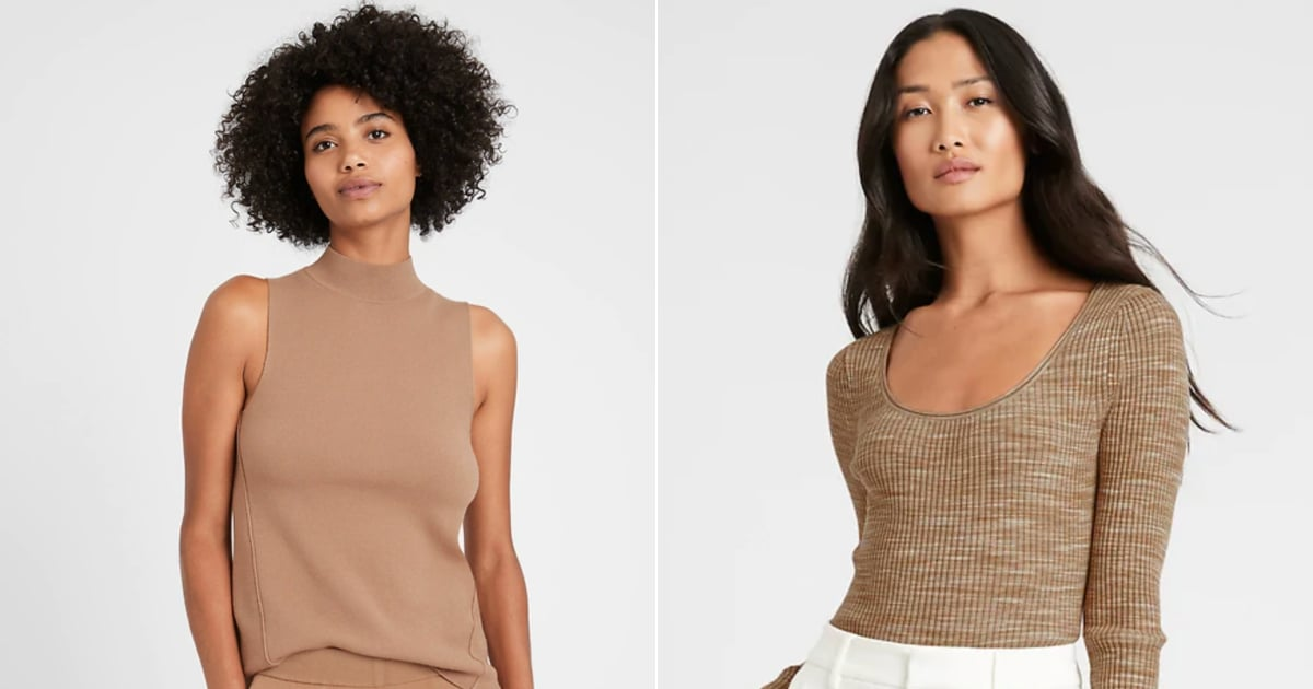 Best Sweaters From Banana Republic