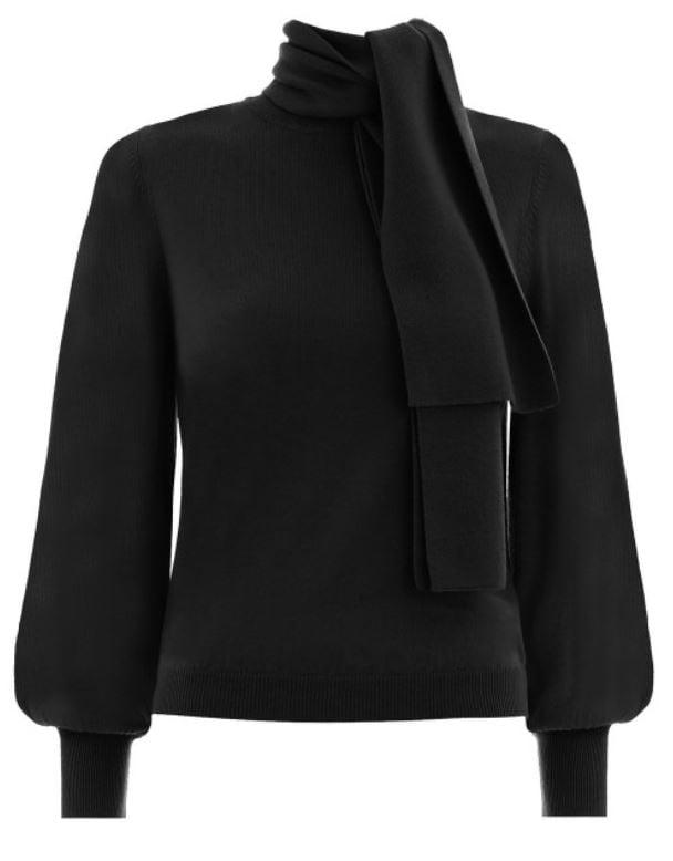 Zimmermann Unbridled Merino Tie Knit ($495)