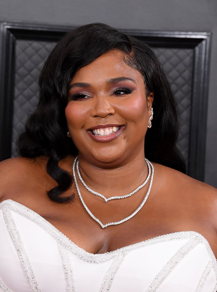 Lizzo's White Atelier Versace Dress at the Grammys 2020