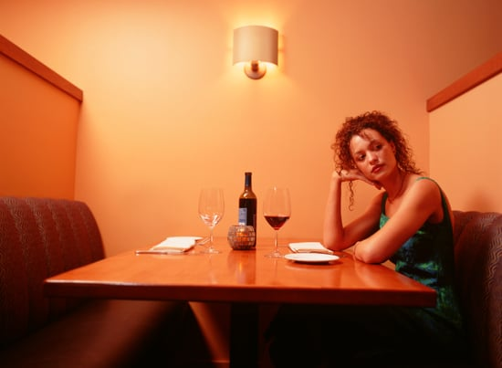 The How-To Lounge: Wait For Your Date Gracefully