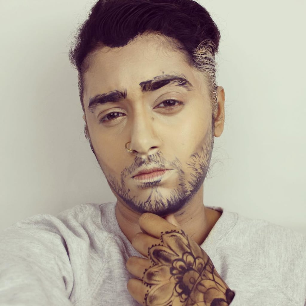UAE Makeup Artist Alicia Goveas Pretends to Be Zayn Malik