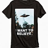 The X-Files: I Want to Believe Tee