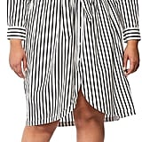 Rebel Wilson X Angels Stripe Shirt Dress