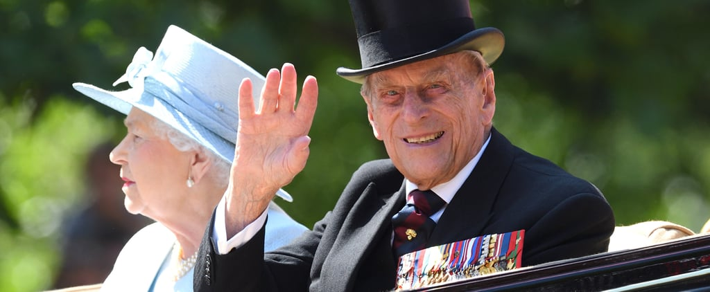Why Prince Philip Didn't Attend Trooping the Colour