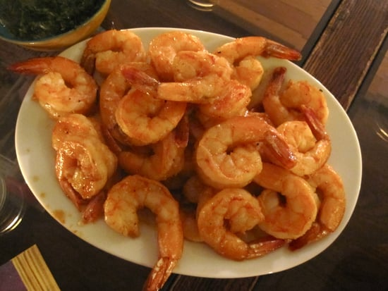 Grilled Sweet-and-Spicy Shrimp With Mint Dipping Sauce Recipe