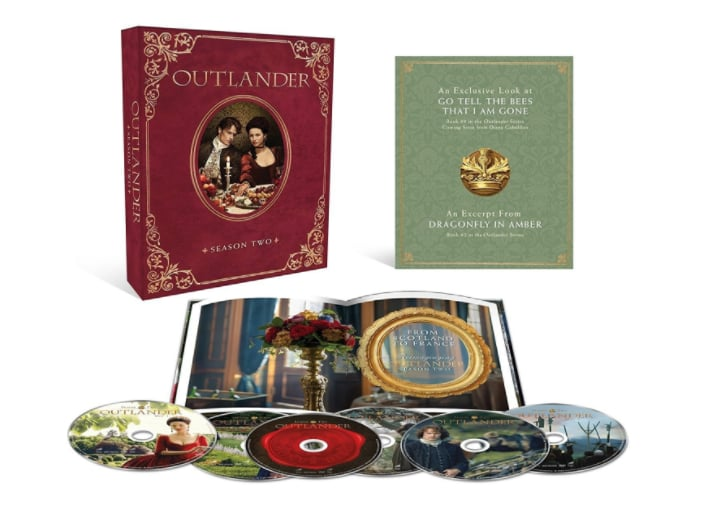 Outlander Season 2 Collector's Edition