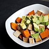 Sweet Potato, Tofu, and Avocado Bowl