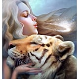 The Girl with the Tiger - naturally an inspiration, too