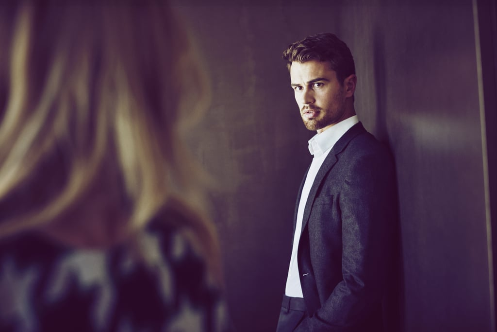 Top Hugo Boss The Scent For Her Launch With Theo James | POPSUGAR  VM02