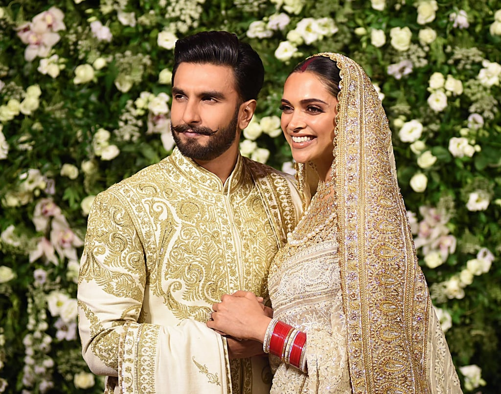 Deepika Padukone's Wedding Dress