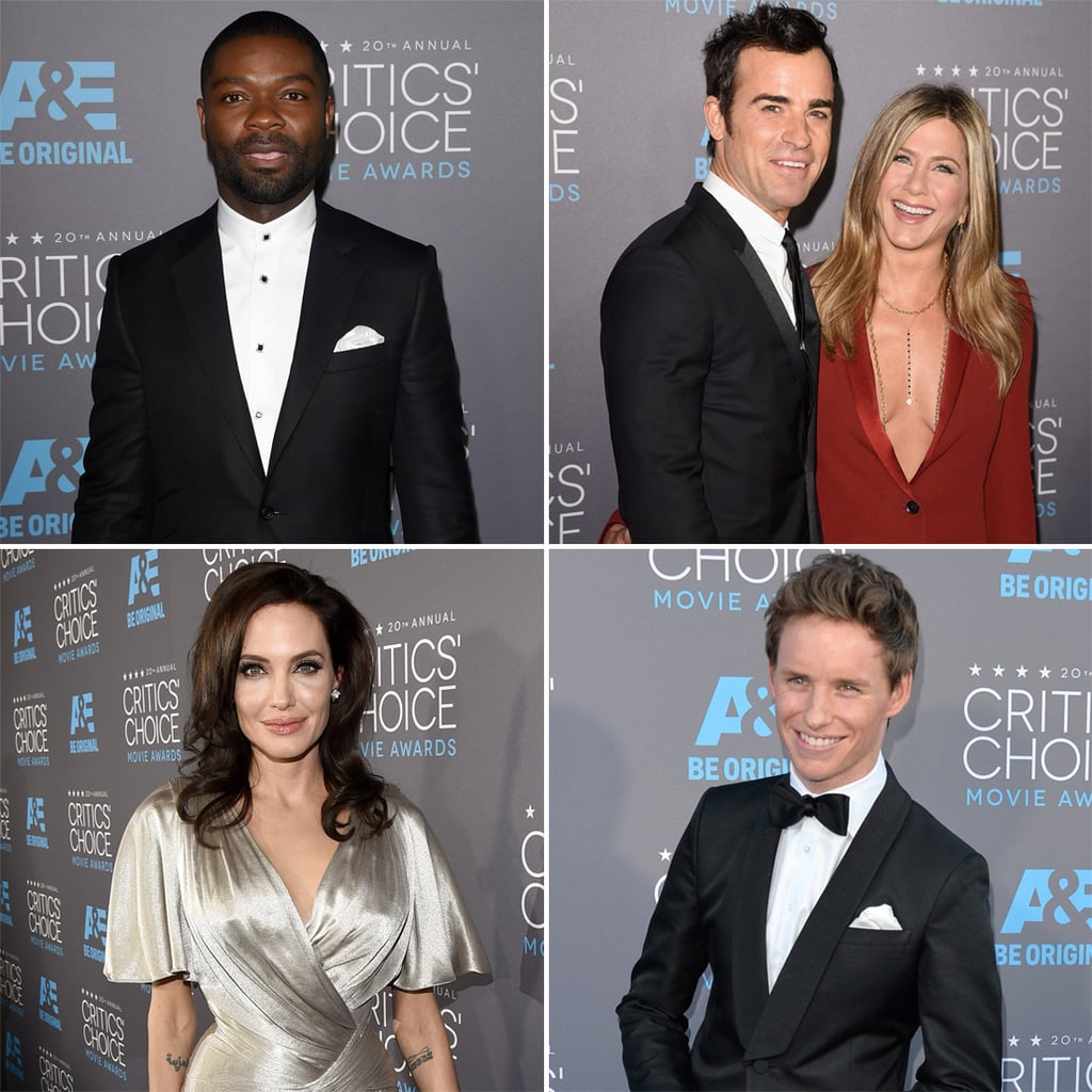 Celebrities on the Critics' Choice Awards Red Carpet 2015