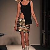 2011 Fall Paris Fashion Week: Balmain