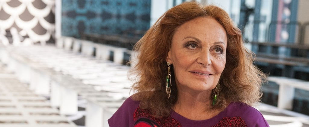 Diane von Furstenberg Interview | Fashion Week Spring 2015