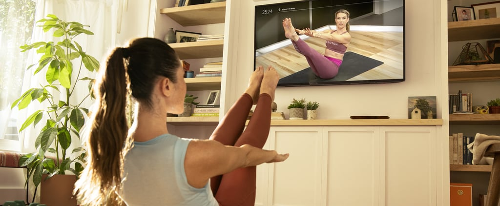 Peloton Pilates Launches On Demand