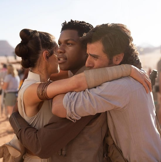 J.J. Abrams and John Boyega Post About Wrapping Star Wars IX