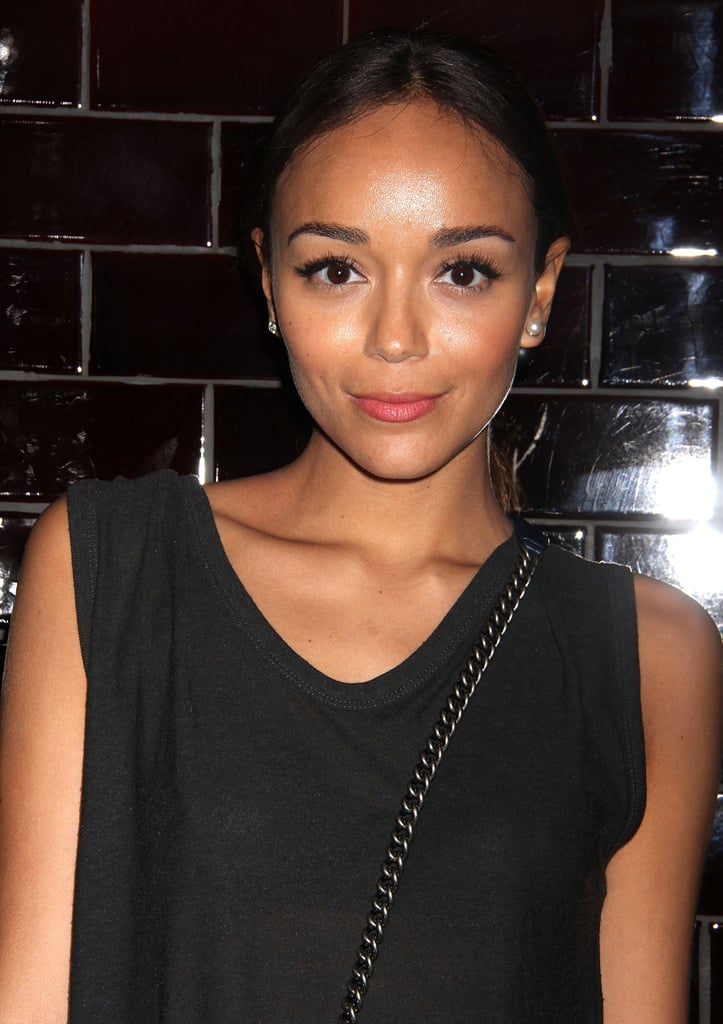 Ashley Madekwe at the Jason Wu afterparty.