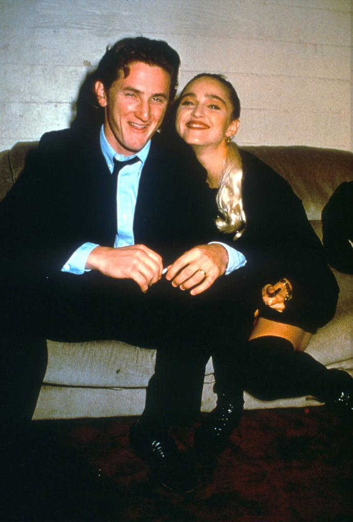 Madonna and Sean