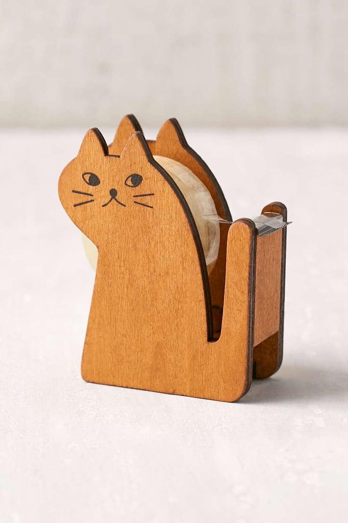 Kitty tape dispenser