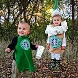 Starbucks Barista and Frappuccino