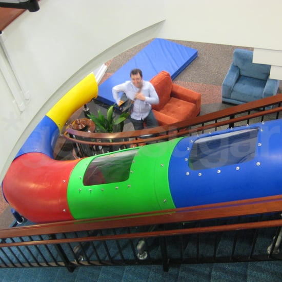 Google Office Irvine 1: Futuristic And Cool Office Spaces