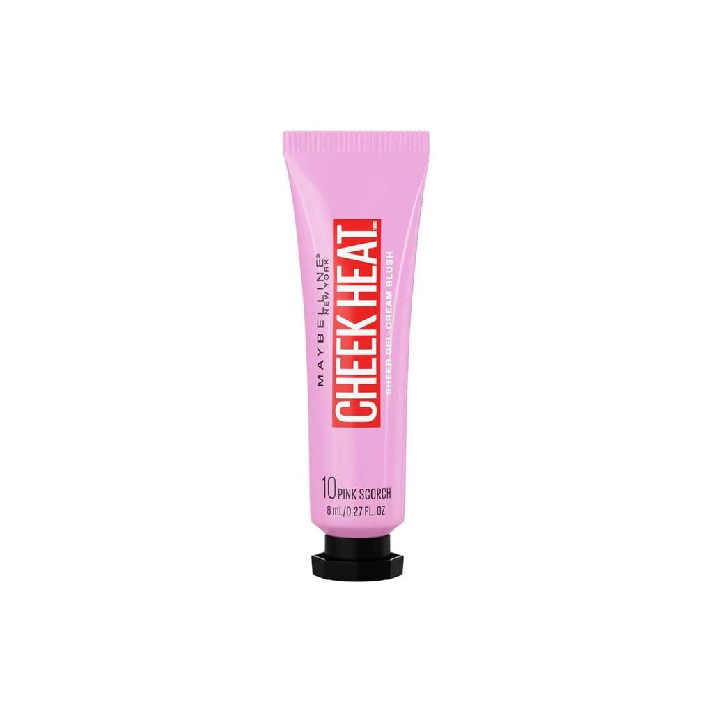 Maybelline New York Cheek Heat Blush in Pink Scorch